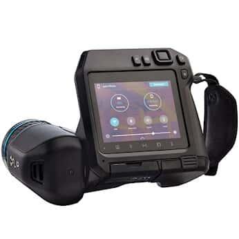 flir t530 42 14 professional thermal imaging camera; msx