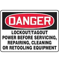 Lockout and Tagout Product
