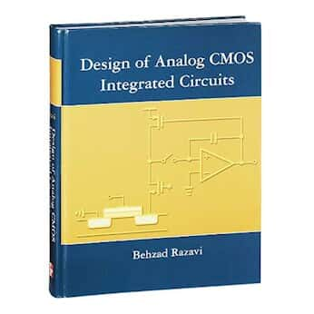 Design of Analog CMOS Integrated Circuits—704 pp  ISBN 0-07