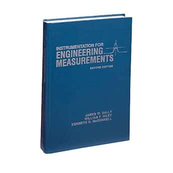 0 471 55192 9 Instrumentation For Engineering Measurements From Cole Parmer United Kingdom