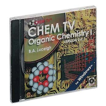 ChemTV: Organic Chemistry CD-ROM for IBM and Macintosh from