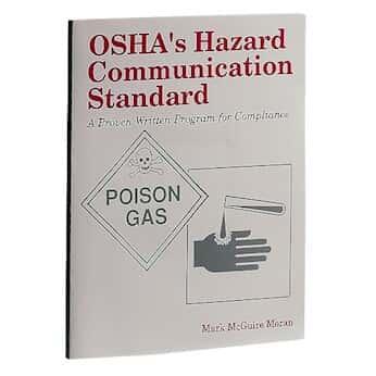 0-86587-499-9 OSHA's Hazard Communication Standard includes software