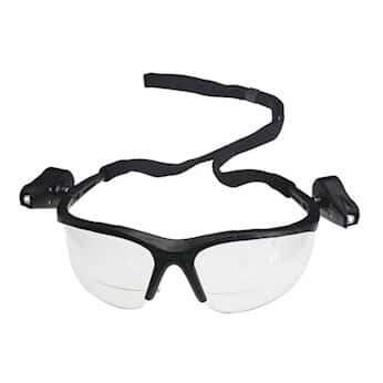 3M 11477-00000-10 Reading Glasses,+1.5,Clear,Polycarbonate