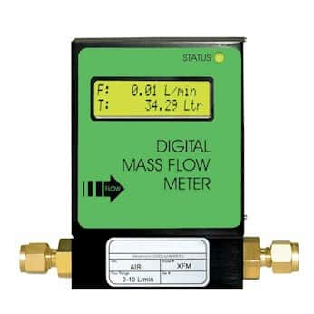 Cole-Parmer Gas Mass Flow Controller 0.01 to 1 LPM