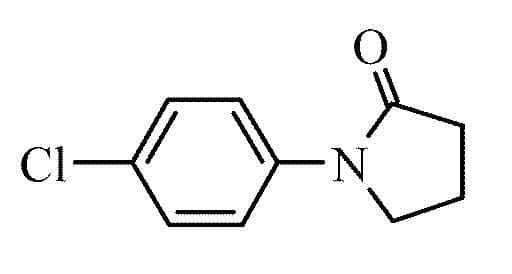 Acros Organics AC271320010 1 4 Chlorophenyl 2 Pyrrolidinone 99 1g