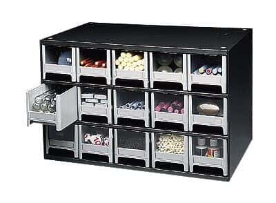 Akro Mils 19 320 Storage Cabinet 20 Drawer 17