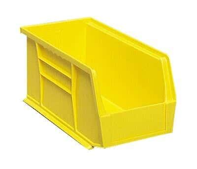 Akro Mils 30 240 Yellow Akrobins Pp Storage Bin 8 1