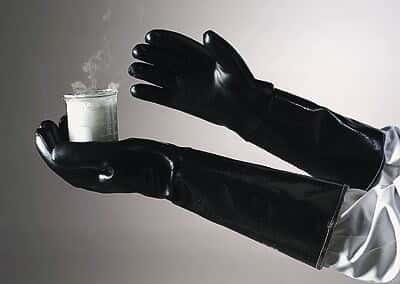 Ansell 19-026 214023 Heat-Resistant, Lined Neoprene Gloves, size ...