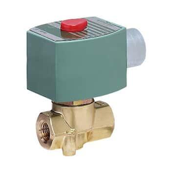 asco red hat 8264g9 liquid co2 solenoid valve 24 vdc 1 8 npt f ports 3 64 orifice 0 06 cv 9816620 asco 8551 wiring diagram asco solenoid catalog \u2022 wiring diagrams  at edmiracle.co