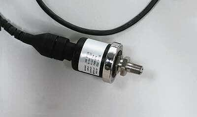 Hg//psi 1 to 5VDC Output ASHCROFT 1//8 MNPT Compound Transmitter 30 to 0 to 30 In