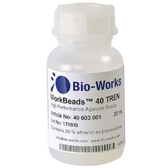 Bio-Works WorkBeads 40 TREN High Capacity IMAC Medium,  Tris(2-aminoethyl)amine