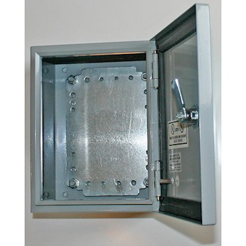 Image result for Stainless steel NEMA enclosure