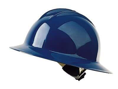 Bullard 911H, BLUE High-Heat Hard Hat With ES-Ultra Self