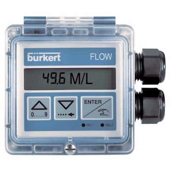 Burkert 444006 Flow Transmitter Module 4 20 Ma And Pulse