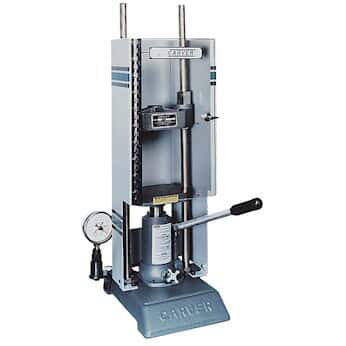carver 3851 0 hydraulic press test system, manual, 12 tons from cole floor scale wiring diagram carver 3851 0 hydraulic press test system, manual, 12 tons