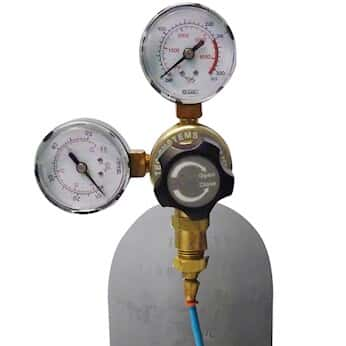 Cole-Parmer H2300-REG CO2 regulator for mini CO2 incubator
