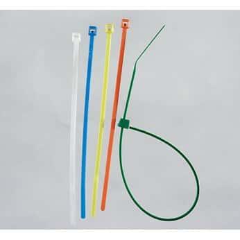 e80446e2ab13 18 Pound Solid Nylon Cable/Zip Ties, 4