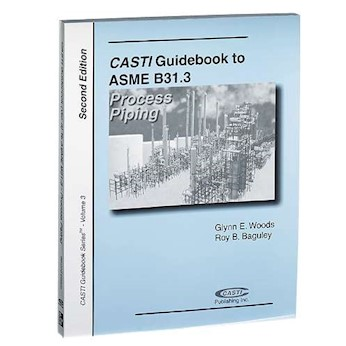 casti guidebook to asme b31 3 process piping second edition from rh coleparmer co uk ASME B31.3 2014 ASME B31.1 2016