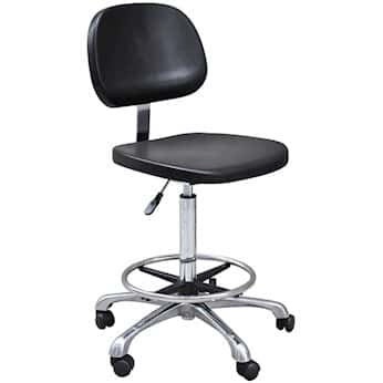 Cole-Parmer Adjustable Anti-static Chair Black Conductive PU 400-580mm  sc 1 st  Cole-Parmer : anti chair - Cheerinfomania.Com