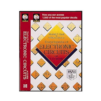 Encyclopedia of Electronic Circuits on CD-ROM from Cole-Parmer