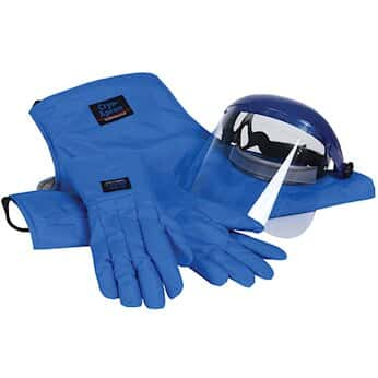 Cole Parmer Cryogenic Safety Kit Large Gloves 48 Quot Long