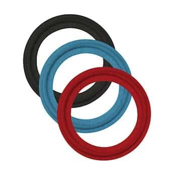 X-Rayable and Metal-Detectable Gasket, Tuf-Steel, 1 5