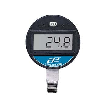 Cole Parmer High Accuracy Digital Gauge 0 To 20 Psig 35 Digit LCD From