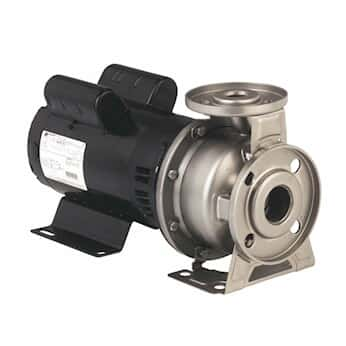 Cole-Parmer 304 SS Mechanical Seal Pump