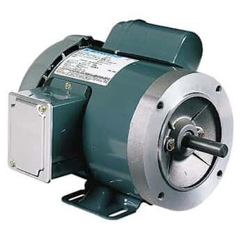 General Purpose Single Phase Tefc Odp Nema Type C Face Motor 3 4 Hp 1800 Rpm From Cole Parmer United Kingdom