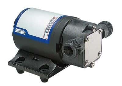 Low Flow Positive Displacement Flexible Impeller Pump 120