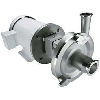 Sanitary Heavy-Duty Centrifugal Pump
