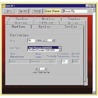 Hydraulic Works Software from Cole-Parmer