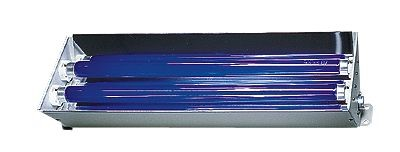 20 Watt UV Bench Lamp; 365 Nm, 230 VAC/50 Hz