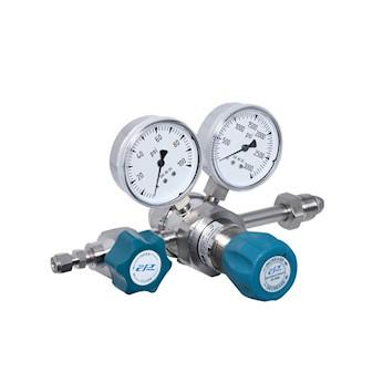 Cole Parmer Laboratory Gas Regulator Dual Stage 705 Cga