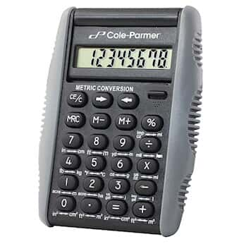 cole parmer metric imperial converter and calculator 1 ea from cole