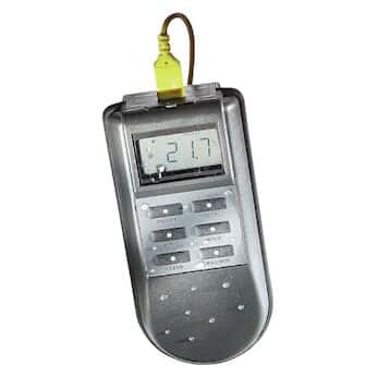 COMARK KM45 Water Resistant Thermocouple Thermometers Type J K T Fahrenheit And Celsius Scales From Cole Parmer Canada