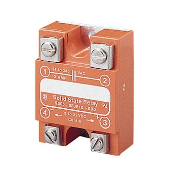 Continental Industries SVDA3V25 Solid state relay 25 amps with 3