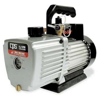 CPS Products VP6D Pro Set Two Stage Vacuum Pump 6 Cfm 10 Micron