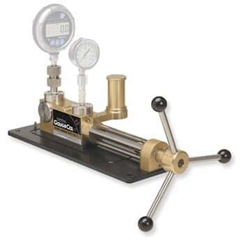 Crystal GAUGECALXP Pressure Comparator Up To 10K Psi 700 Bar From Masterflex