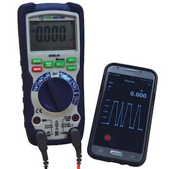 Digi-Sense Heavy-Duty Industrial Digital Multimeter with Bluetooth®  Connectivity