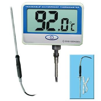 Digi Sense Calibrated Remote Probe Digital Thermometer