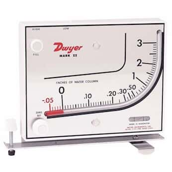Bulletin h-89 wind speed indicator parts | dwyer mark ii wsi user.