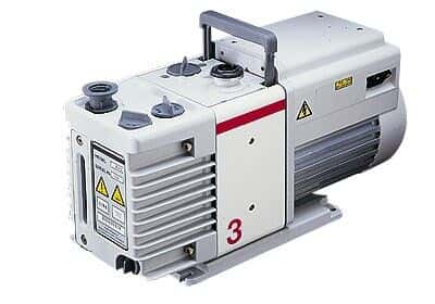 Edwards Direct Drive Rotary Vane Vacuum Pump Dual Mode 23 Cfm 115 220 VAC