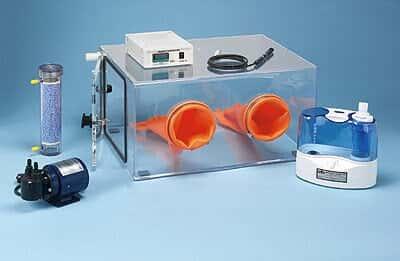 Electro Tech Systems Mini Humidify Dehumidify Chamber With