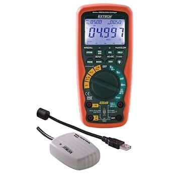 Extech EX540 True RMS Industrial Multimeter/Datalogger