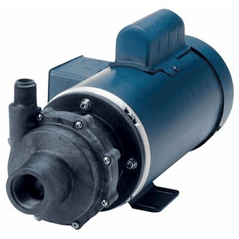 finish thompson 7222201 polypropylene magnetic drive centrifugal pumps 13gpm 24f single phase 1 4 hp tefc motor 7222201 finish thompson polypropylene magnetic drive centrifugal pumps