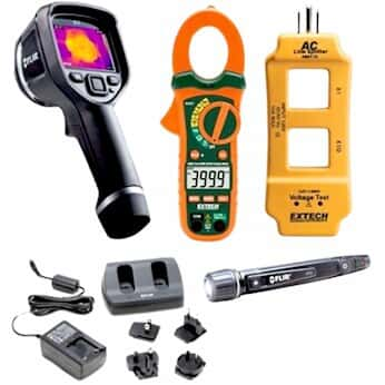 Flir 63901-ETP Electrician Troubleshooting Package with E4 Thermal