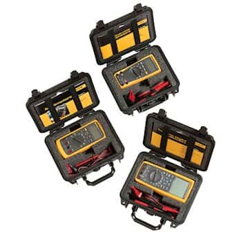 Fluke CXT80 Hard Carrying Case for Digital Multimeters and Process Tools