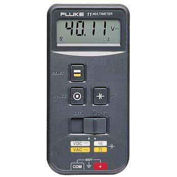 fluke 11 multimeter 2 9 accuracy from cole parmer india rh coleparmer in Fluke Electrical Testers Fluke 179 True RMS Multimeter