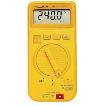 FLUKE-12B Hand Held Accurate Multimeter from Cole-Parmer